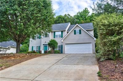 Waxhaw Single Family Home For Sale: 113 Southcliff Drive