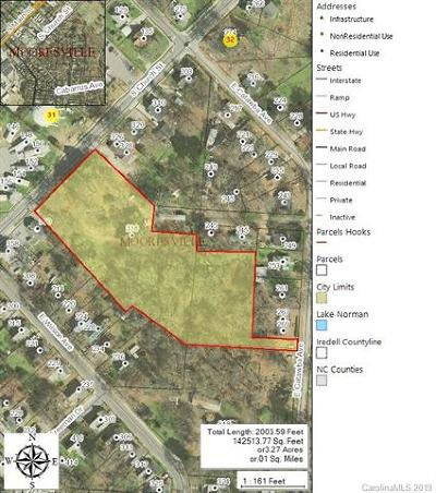 Mooresville Residential Lots & Land For Sale: 338 Church Street #17
