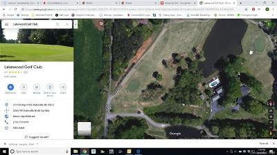 Statesville Residential Lots & Land For Sale: Links Drive