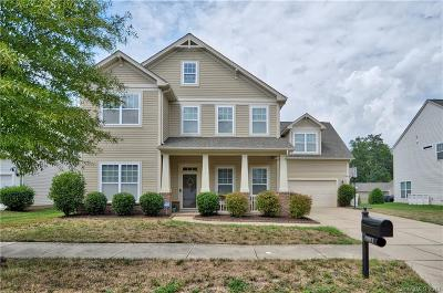 Huntersville Single Family Home For Sale: 15013 Rosemary Way Drive