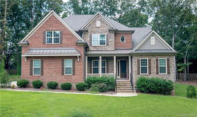Matthews Single Family Home For Sale: 105 Graham Hall Court