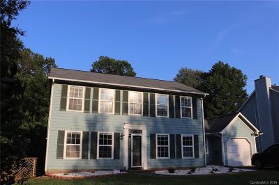 Mint Hill Single Family Home For Sale: 9233 Chislehurst Road