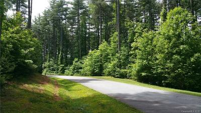 Brevard Residential Lots & Land For Sale: Stone Field Trail #L63
