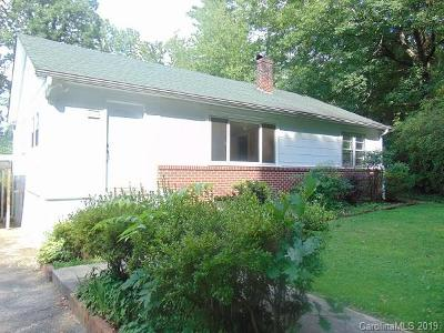 Hendersonville Single Family Home Under Contract-Show: 930 Narva Road