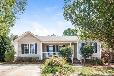 Kannapolis Single Family Home For Sale: 268 Southaven Court
