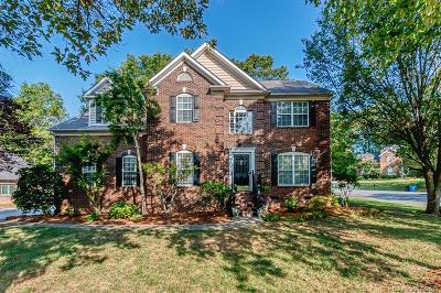 Mint Hill Single Family Home For Sale: 7535 Hogans Bluff Lane