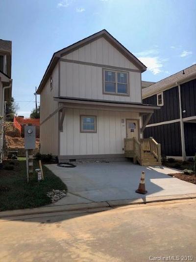 Weaverville Single Family Home For Sale: 31 Wheeler Road #45