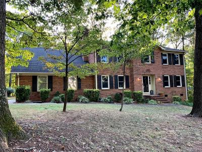 Concord Single Family Home For Sale: 1530 Old Harmony Drive NW