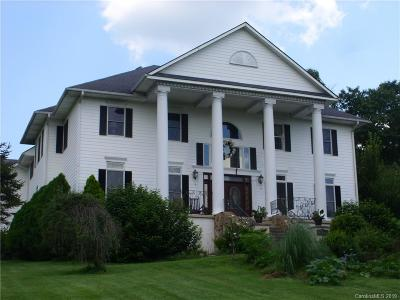 Haywood County Single Family Home For Sale: 122 Lucky Lane