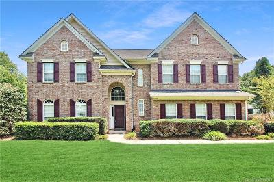 Waxhaw Single Family Home For Sale: 1219 Applegate Parkway