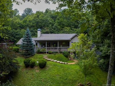 Canton Single Family Home For Sale: 94 Bayless Farm Road