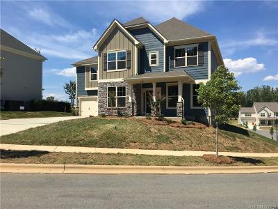Davidson Single Family Home For Sale: 16915 Setter Point Lane #Lot 57