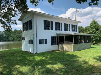 Stanly County Single Family Home For Sale: 373B Lakewood Road