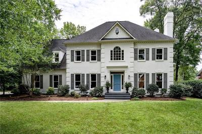 Providence Country Club Single Family Home Under Contract-Show: 5517 Sunningdale Drive
