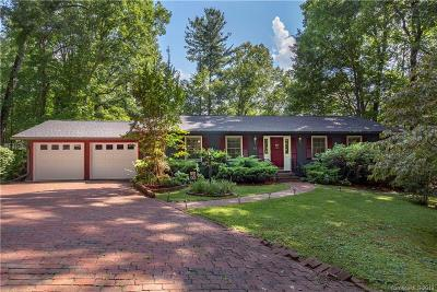 Waynesville Single Family Home For Sale: 92 Brunswick Drive