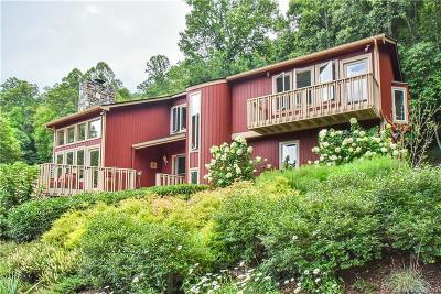 Asheville Single Family Home For Sale: 121 Stonecrest Drive