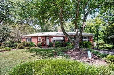 Charlotte Single Family Home For Auction: 1417 Havencrest Avenue