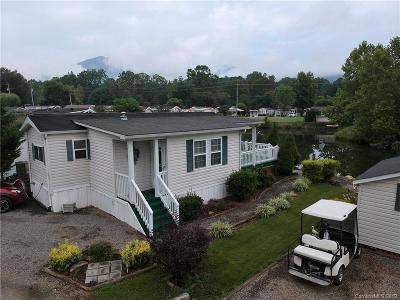 Waynesville Single Family Home For Sale: 168 Pike Point