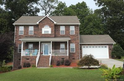 Salisbury Single Family Home For Sale: 1615 Secret Garden Court