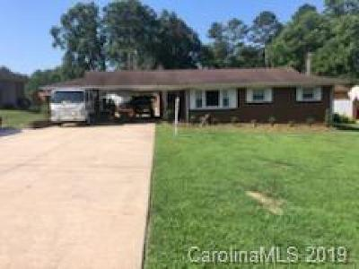 Kannapolis Single Family Home For Sale: 2219 Kenwood Drive