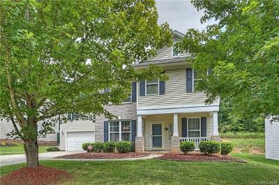Matthews Single Family Home For Sale: 2620 Windsor Chase Drive
