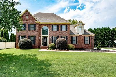 Catawba County Single Family Home For Sale: 3823 1st Street Court NW