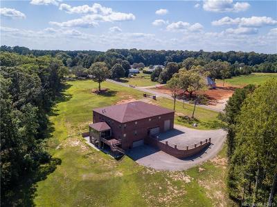 Concord Single Family Home For Sale: 9725 Barnett Road