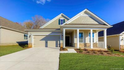 Lake Wylie Single Family Home For Sale: 527 Belle Grove Drive #270