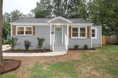 Charlotte Single Family Home For Sale: 1433 Winston Drive