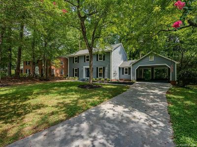 Single Family Home For Sale: 7325 Thermal Road