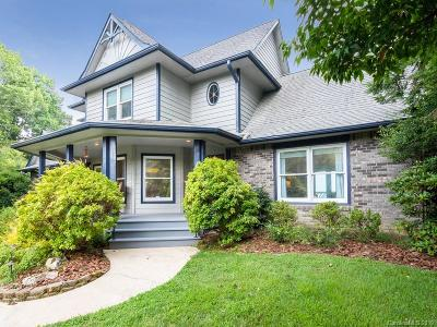 Hendersonville Single Family Home Active Under Contract: 911 Sunlight Ridge Drive