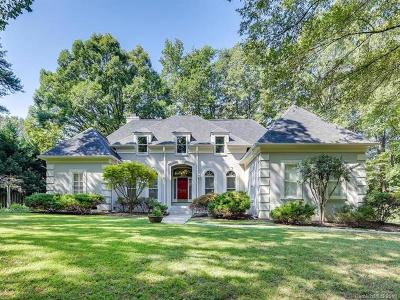 Cornelius Single Family Home For Sale: 21525 Blakely Shores Drive