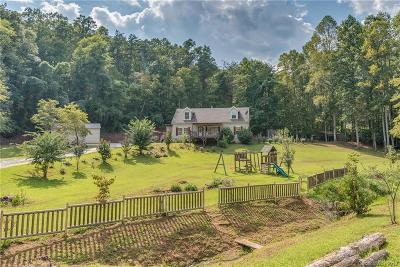 Polk County Single Family Home For Sale: 1305 Laughter Road