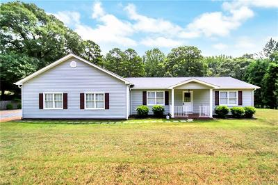 Fort Mill Single Family Home Under Contract-Show: 715 Farley Road