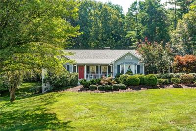 Weaverville Single Family Home Under Contract-Show: 10 Applecross Road