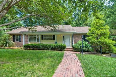 Brevard Single Family Home For Sale: 221 Waterford Lane