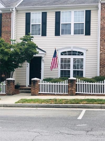 Rock Hill Condo/Townhouse Under Contract-Show: 748 Atherton Way