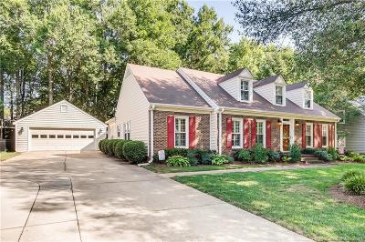 Single Family Home Under Contract-Show: 12009 Parks Farm Lane