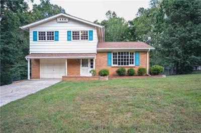 Cherryville Single Family Home For Sale: 410 Oak Grove Drive
