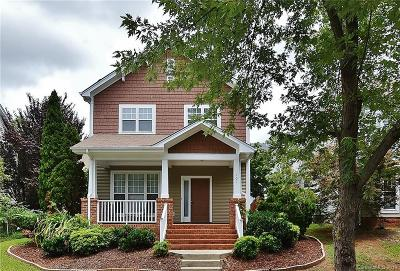 Single Family Home For Sale: 707 Parkside Terrace Lane