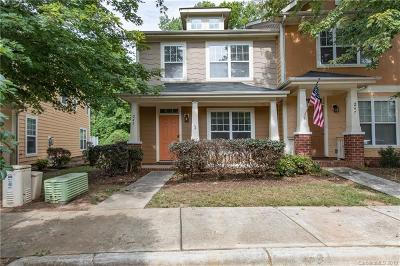 Wesley Heights Condo/Townhouse For Sale: 243 Hurston Circle #9
