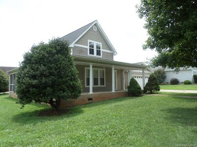Statesville Single Family Home Under Contract-Show: 117 Tarrington Drive