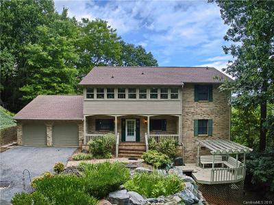 Hendersonville Single Family Home For Sale: 815 Summit Farm Lane