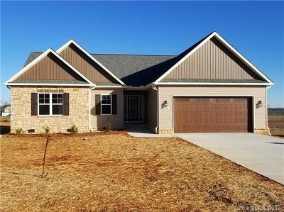 Statesville Single Family Home Under Contract-Show: 198 Castle Pines Lane #66