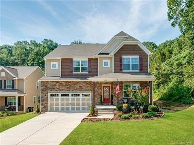 Mooresville Single Family Home For Sale: 138 Chollywood Drive