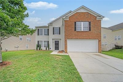Charlotte Single Family Home For Sale: 3325 Aldwych Way