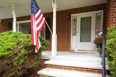 Single Family Home For Sale: 3691 Max Patch Road