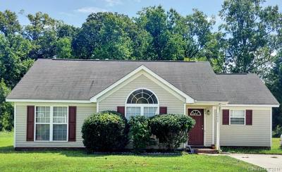 Bessemer City Single Family Home For Sale: 2408 Barkers Ridge Road