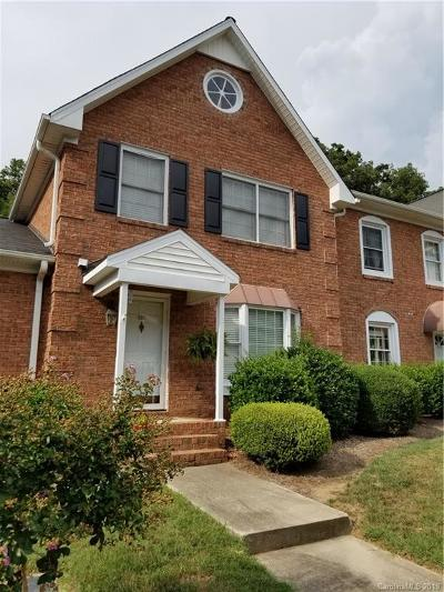 Cabarrus County Condo/Townhouse Under Contract-Show: 621 Hunter Oak Drive #Unit #7