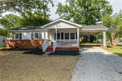 Concord Single Family Home Under Contract-Show: 213 Botany Drive